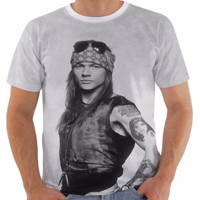 Camiseta Guns N Roses Feminina Renner - Camisetas e Blusas no ... f900296212d