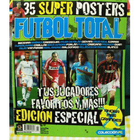 Revista Futbol Total Posters en Mercado Libre México 3c31353112ce1