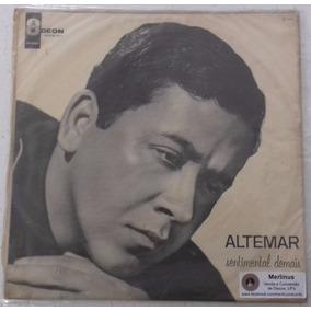 Altemar Dutra - Sentimental Demais (1965)(nacional)