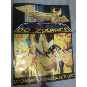 Pôster Os Cavaleiros Do Zodíaco - O Filme (1995)