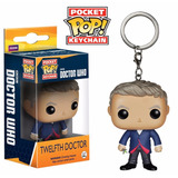 Pocket Pop! Twelfth Doctor Funko Pop Doctor Who Firewolf