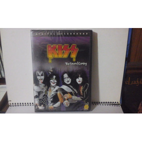 Kiss* Dvd*the Second Coming*impecable*importado Korea