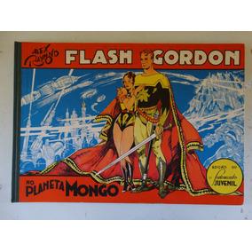 Flash Gordon! Vol 1! No Planeta Mongo! Ebal 1977!
