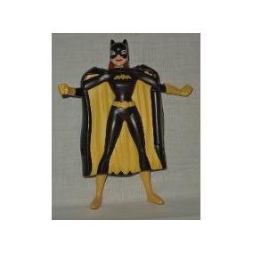 Porta Cards (cartões) Bat Girl 13 Cm Brinde Antigo
