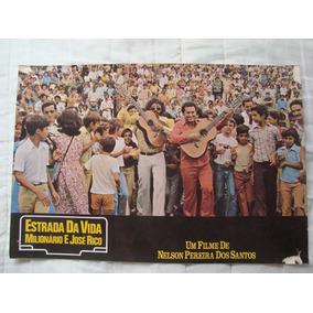 Cartaz Do Filme Estrada Da Vida / Milionário E José Rico