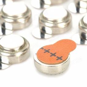 Baterias A312 1.45v De Zinco. Para Aparelhos Auditívos. 10pç