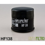 Filtro De Óleo Hf138 - Hiflo - B King, Hayabusa, Gsxr