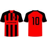 aabc01cc4f Jogo 18 Camisa Personalizado Futebol Dry Sport Chacara Camp ...