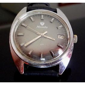 1fdb0a295d3d Antiguo Reloj Automatico Olma 25 Relojes - Relojes Pulsera ...