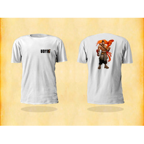 Camisa League Of Legends Udyr 4 Lol