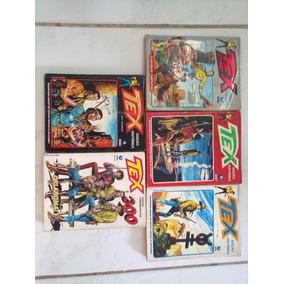Hq. Tex Edição Histórica. R$25,00 Cada. Editora Globo-1993