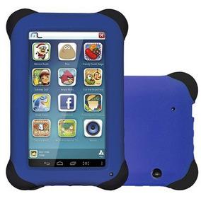 Tablet Multilaser Kid Pad 8gb, Android 4.4, Camera - Azul
