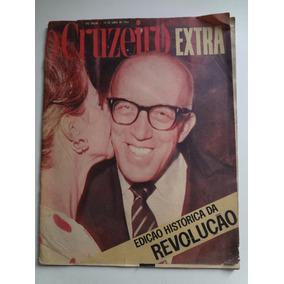 Revista O Cruzeiro Extra Abril De 1964 Edição Histórica