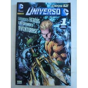 Hq Universo Dc Volume 1 Grandes Heróis Em Grandes Aventuras!