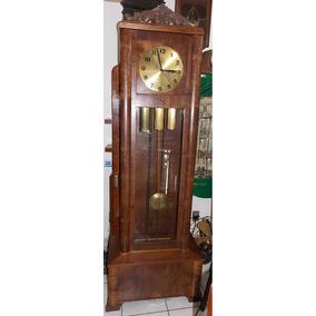 Relógio Pedestal Marca Mauthe Alemão-dantasantiguidades