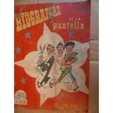 Tin Tan Revista Biografias De La Pantalla 1952 Jorge Negrete
