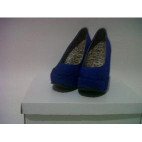Zapatos De Mujer De Invierno Con Plataforma De Madera - Ropa y ... c44a6d1e9875