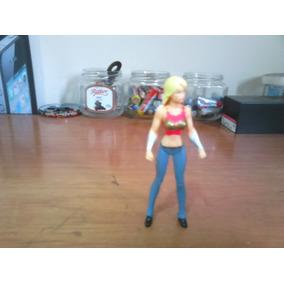 Boneco Wonder Girl Dc Comics Universe Infinite Mattel Dc361