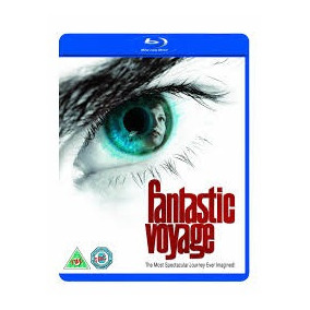 Blu-ray Viagem Fantástica - Legendas Em Português