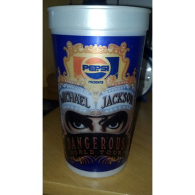 Copo Pepsi Michael Jackson 1992