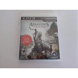 Assassins Creed 3 Ps3 Play Station 3 Con Envio Gratis C