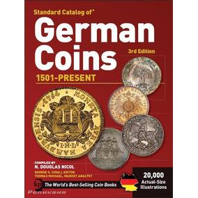 Catálogo De Moedas Da Alemanha 1501-2011