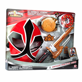 Power Ranger Samurai Ranger Training Gear Fogo - Bandai.