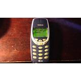 Celular Nokia 3320 Desmontado Ap.peças. Envio Pçs Td.brasil