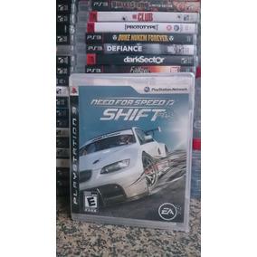 Need For Speed Shift Ps3 Midia Fisica-frete R$10