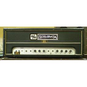 Cabeçote Valvulado Para Guitarra Ou Baixo.- 021 -