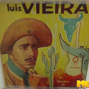 Luiz Vieira Com Orquestra E Conjunto Regional 1958 Compacto