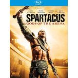 Blu-ray Spartacus - Deuses Da Arena - Leg Em Português