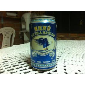 Latinha De Cerveja Nêne De Vila Matilde 1996