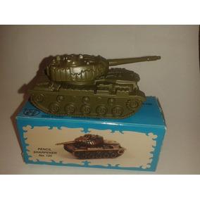 Miniatura Tanque Militar Escala 1:64 Apontador Em Metal