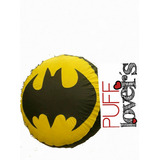 Puff Lovers Batman Pregunta Por Envio Gratis