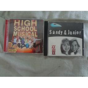Sandy & Junior E High School Musical 2 Cds Pop
