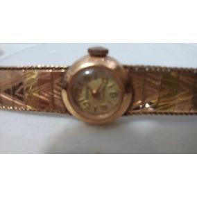 0b51d03b46f Relogio Ouro 18k Feminino Antigo - Joias e Relógios no Mercado Livre ...