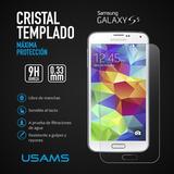 Cristal Templado Galaxy Iphone Alcatel Xperia Lg Htc S4 Idol