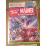 Lego Marvel Súper Héroes Xbox 360