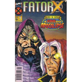 Fator-x Nº 5 - Depois De Xavier A Era Do Apocalipse Bom Esta