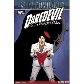 Marvel Daredevil The Man Without Fear! - Volume 510
