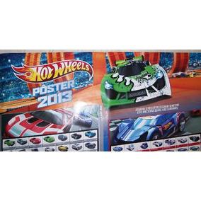 Guia/catalogo Hot Wheels 2013-1 Em Perfeito Estado