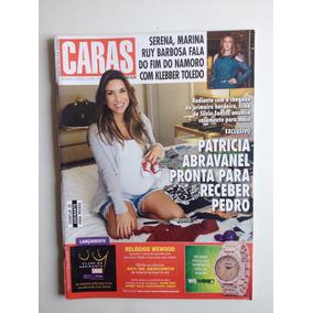 Revista Caras Patricia Abravanel Leopoldo Nº1085 Ano 2014