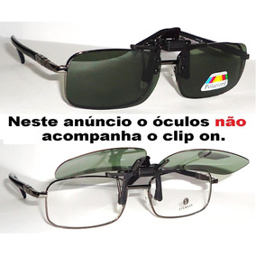 Oculos De Sol Com Encaixa Para Oculos De Grau - Óculos no Mercado ... 8437246ef0