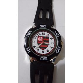 156aa2af61d Relógio Infantil Do Flamengo - Relógios De Pulso no Mercado Livre Brasil