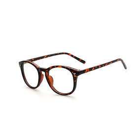 1 vendido · Óculos Para Descanso Sem Grau Acetato Redondo Tendência Aa a68afba265