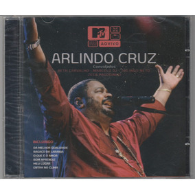 o cd do arlindo cruz mtv ao vivo