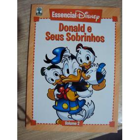 Essencial Disney Nº 2! Donald E Seus Sobrinhos! Abril!