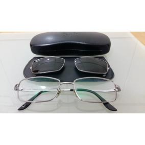 Armacao Oculos Masculino - Óculos, Usado no Mercado Livre Brasil 57777bb7fb