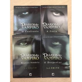 Livros Diário Do Vampiro